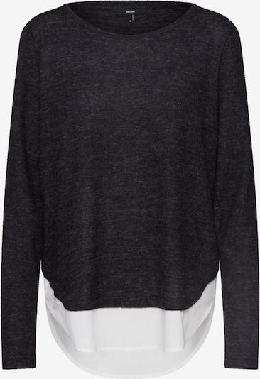 VERO MODA Sweter w kolorze ciemnoszarym: Widok z przodu