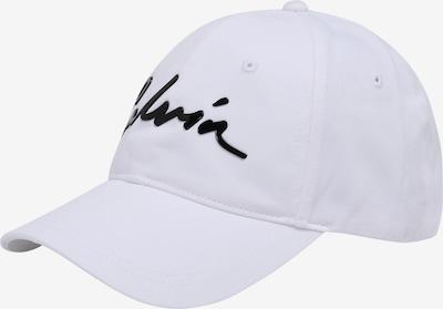Calvin Klein Jeans Cap 'Signature' in schwarz / weiß, Produktansicht