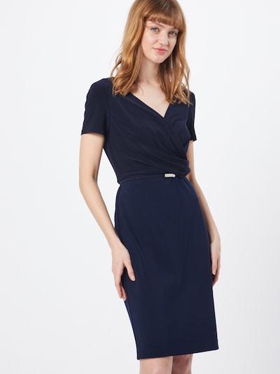 Lauren Ralph Lauren Dress 'ALEXIE' in Navy: Frontal view