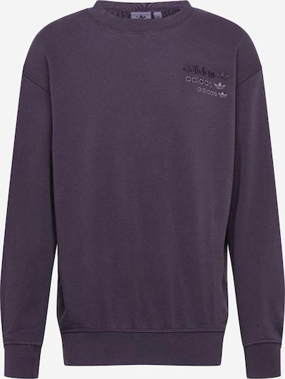 ADIDAS ORIGINALS Bluzka sportowa 'OVERDYED CREW' w kolorze ciemnofioletowym, Podgląd produktu