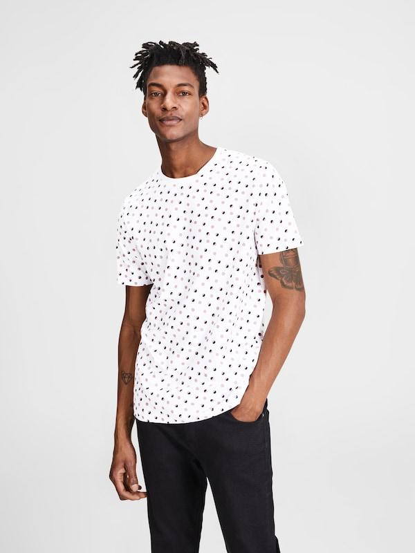 JACK & JONES Minimalprint T-Shirt