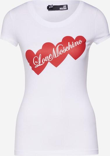 Love Moschino Tričko 'W4B195EE1698' - biela, Produkt