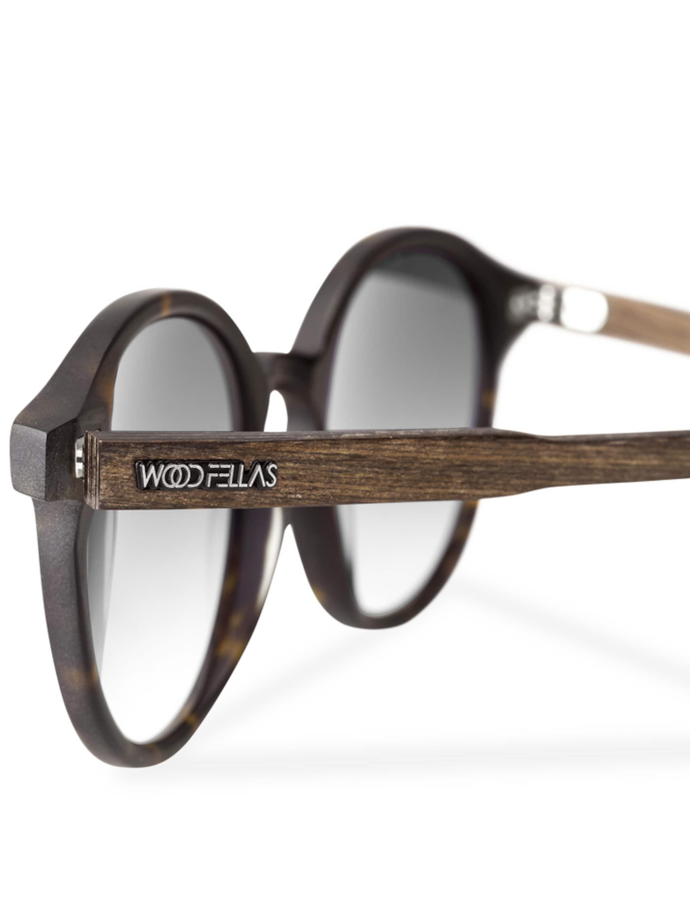 WOOD Fellas Sonnenbrille mit 'UV 400 Sonnenschutz' Auslauf Bester Ort Billige Finish bOLb6Yk