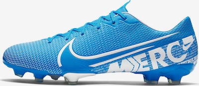 NIKE Fußballschuh in himmelblau / weiß, Produktansicht