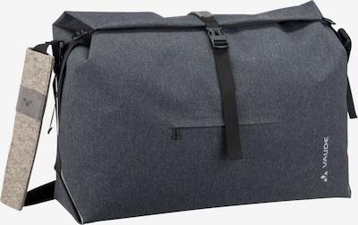 VAUDE Reisetasche 'Bodnegg' in schwarzmeliert, Produktansicht