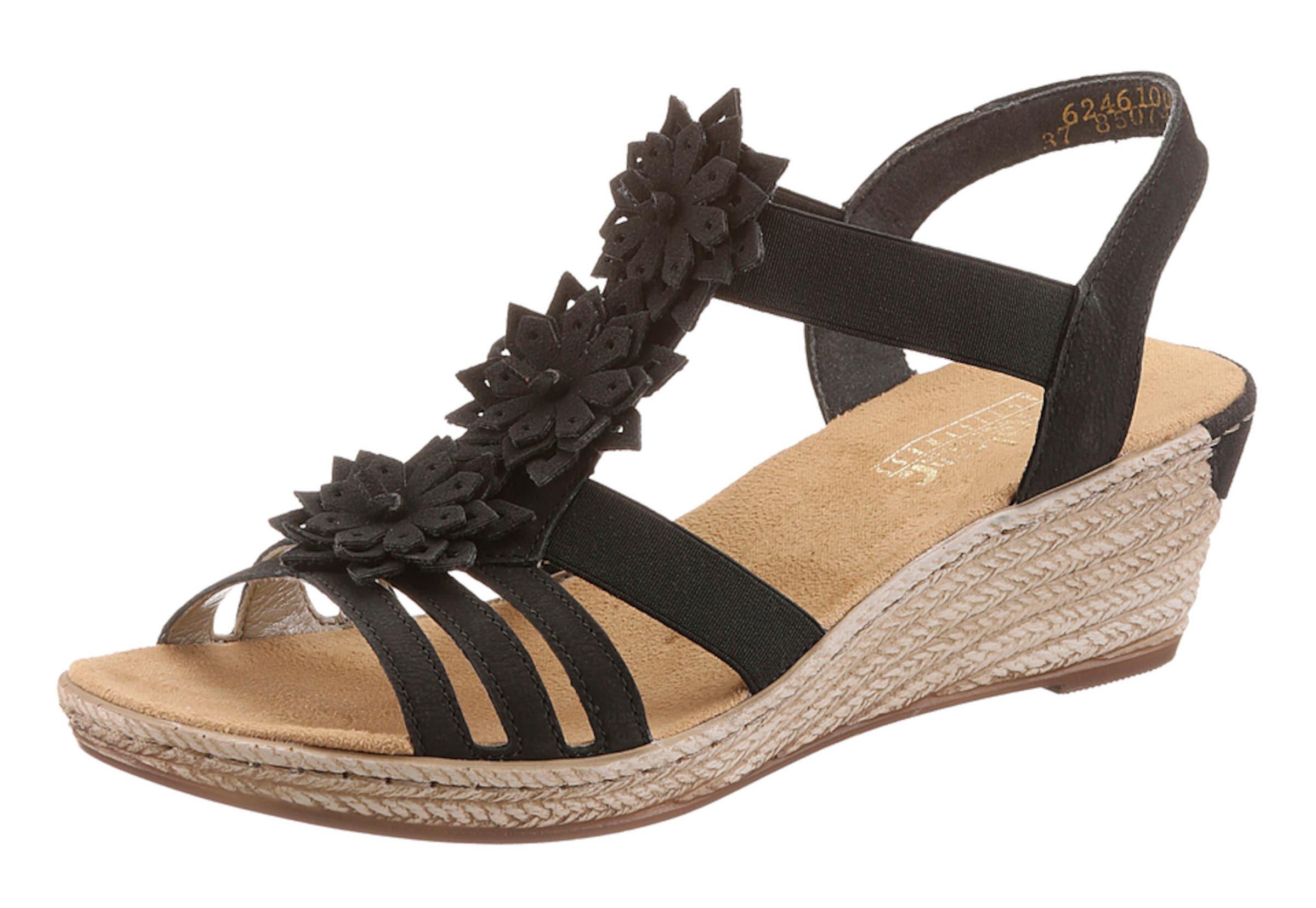 RIEKER Sandaletten Günstige und langlebige Schuhe