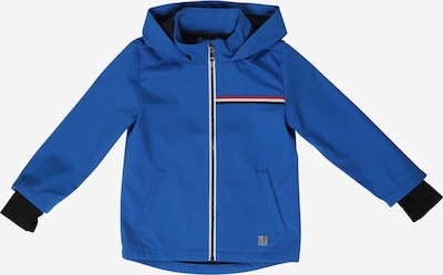 s.Oliver Junior Softshelljacke in blau, Produktansicht