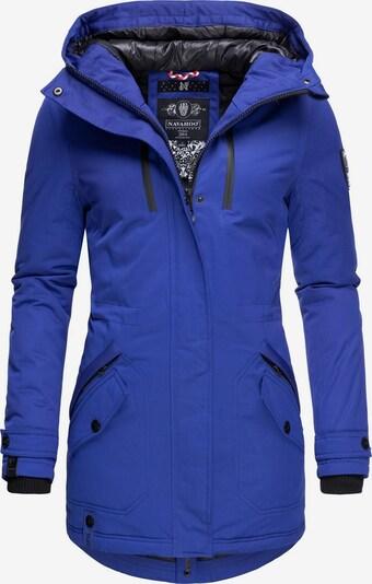 NAVAHOO Mantel in blau, Produktansicht