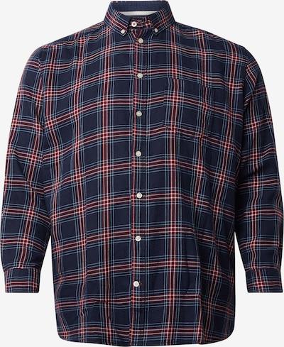 TOM TAILOR Men Plus Hemd in mischfarben, Produktansicht
