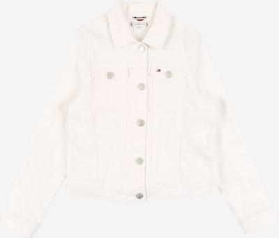TOMMY HILFIGER Jeansjacke in weiß, Produktansicht