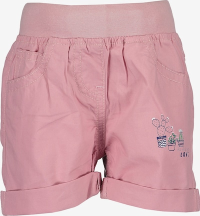 BLUE SEVEN Shorts in rosa, Produktansicht