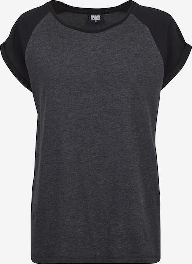 Urban Classics Curvy Shirt in grau / schwarz, Produktansicht