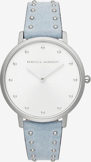 Rebecca Minkoff Uhr 'Major' in hellblau, Produktansicht