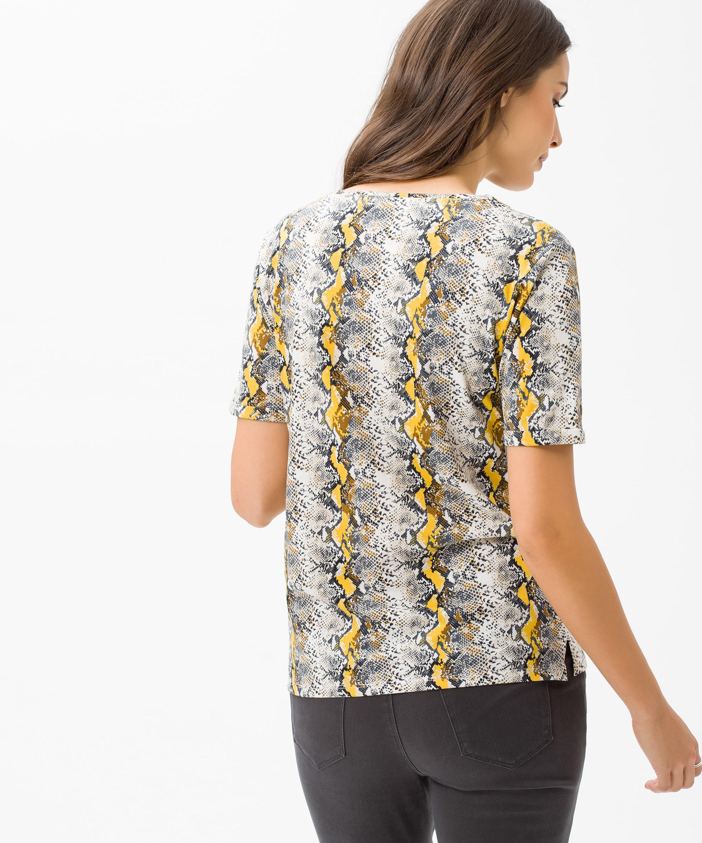 HellbraunGelb Shirt In Brax In HellbraunGelb 'cira' Brax Brax Shirt 'cira' WoxErdCBQe