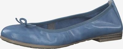 Balerinos iš MARCO TOZZI , spalva - šviesiai mėlyna, Prekių apžvalga