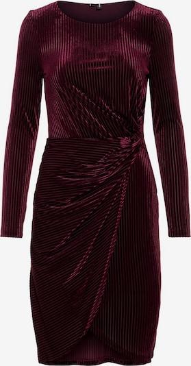 VERO MODA Kleid in weinrot, Produktansicht