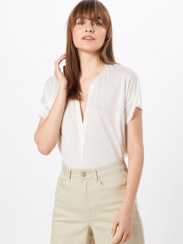 Crème shirt T 'rabea' En Iheart ZiuPXOk