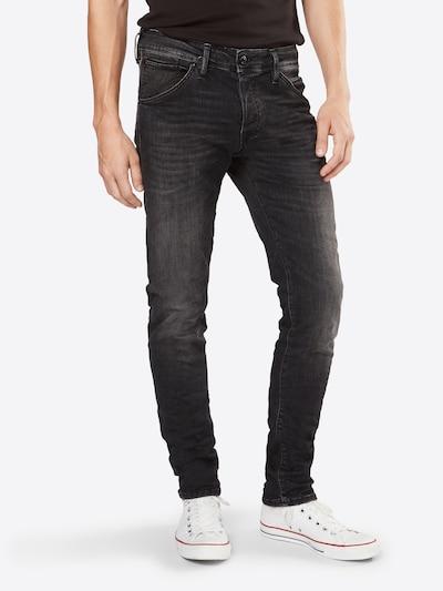 JACK & JONES Jeans 'Glenn' in de kleur Black denim, Modelweergave
