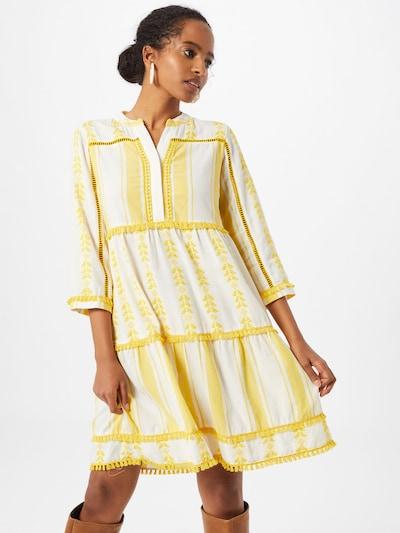 sárga / fehér Rich & Royal Ruha, Modell nézet