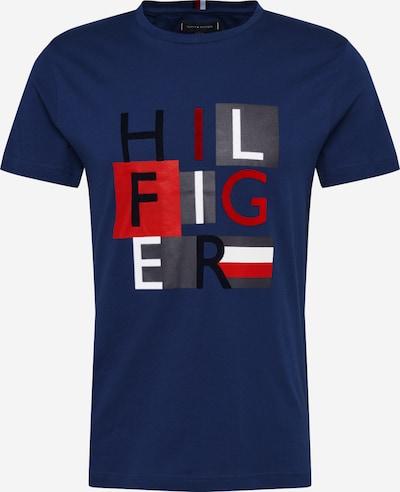 Tricou TOMMY HILFIGER pe albastru, Vizualizare produs