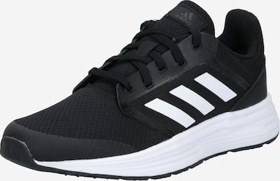 ADIDAS PERFORMANCE Chaussure de sport 'GALAXY 5' en noir / blanc, Vue avec produit