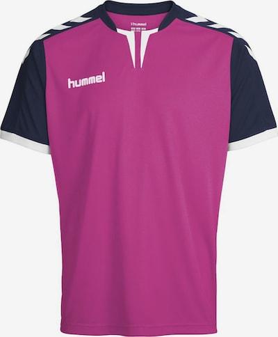 Hummel Trikot 'CORE POLY' in marine / pink, Produktansicht
