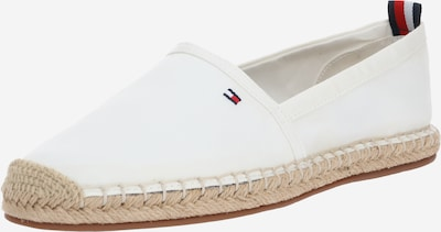 TOMMY HILFIGER Espadrilles 'Rana 1D' in Beige / Navy / Red / White, Item view