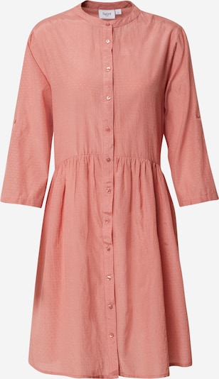SAINT TROPEZ Sukienka koszulowa 'Carol' w kolorze pomarańczowo-czerwonym, Podgląd produktu