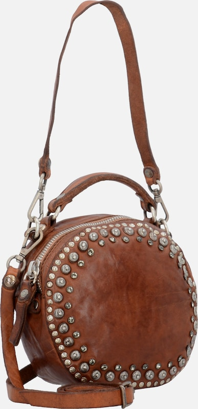 Campo Maggi Mini Bag Shoulder Bag Leather 18 Cm