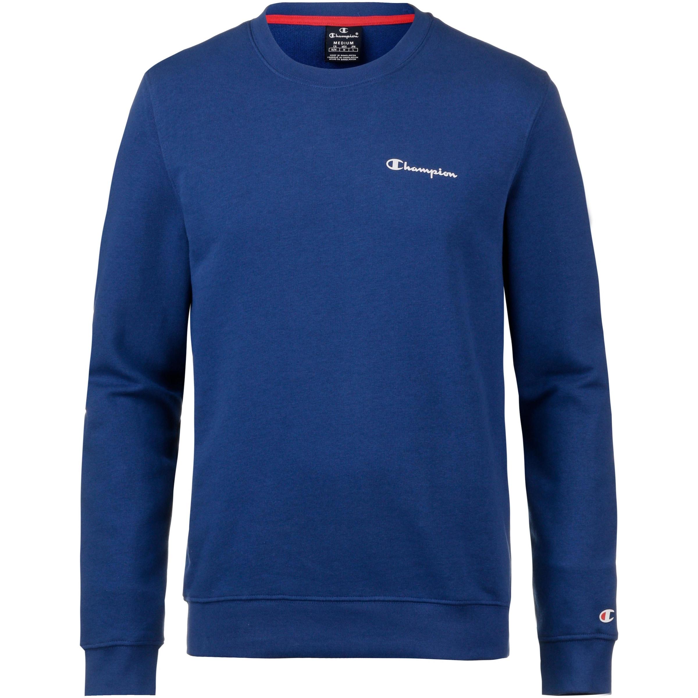 Champion Sweatshirt Apparel In Authentic Athletic Blau ukPiZX