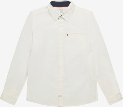 ESPRIT Langarmhemd in weiß, Produktansicht