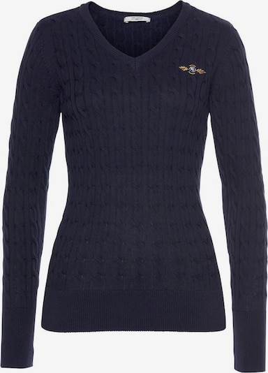 Tom Tailor Polo Team Pullover in navy, Produktansicht