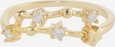 Fräulein Wunder Ring 'Capricorn' in gold, Produktansicht