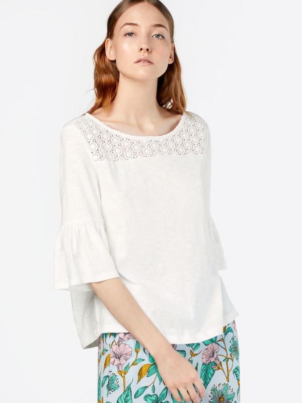 S En Crème Label T shirt oliver Red PZukiX