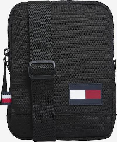 TOMMY HILFIGER Torba preko ramena u tamno plava / crvena / crna / bijela, Pregled proizvoda