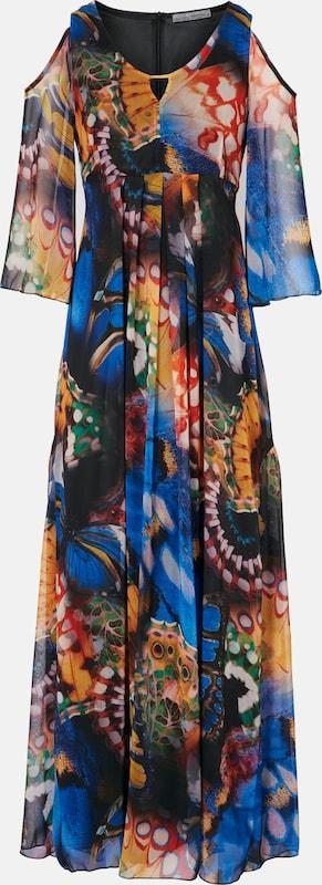 Ashley Brooke by heine Abendkleid Schmetterlingsdruck