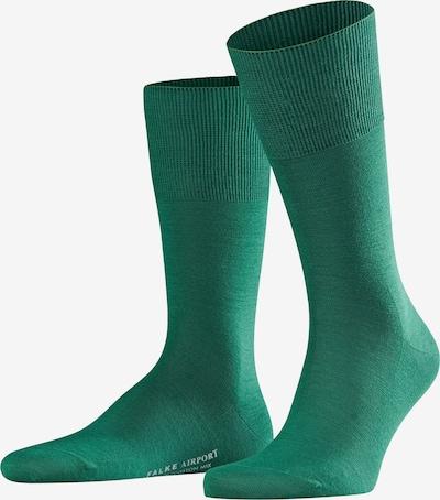 FALKE Ponožky 'Airport' - zelená, Produkt