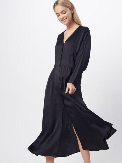 Crās Kleid 'Sensecras' in schwarz, Modelansicht