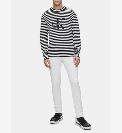 Calvin Klein Jeans CKJ 016 Skinny Jeans ' ' in weiß, Modelansicht