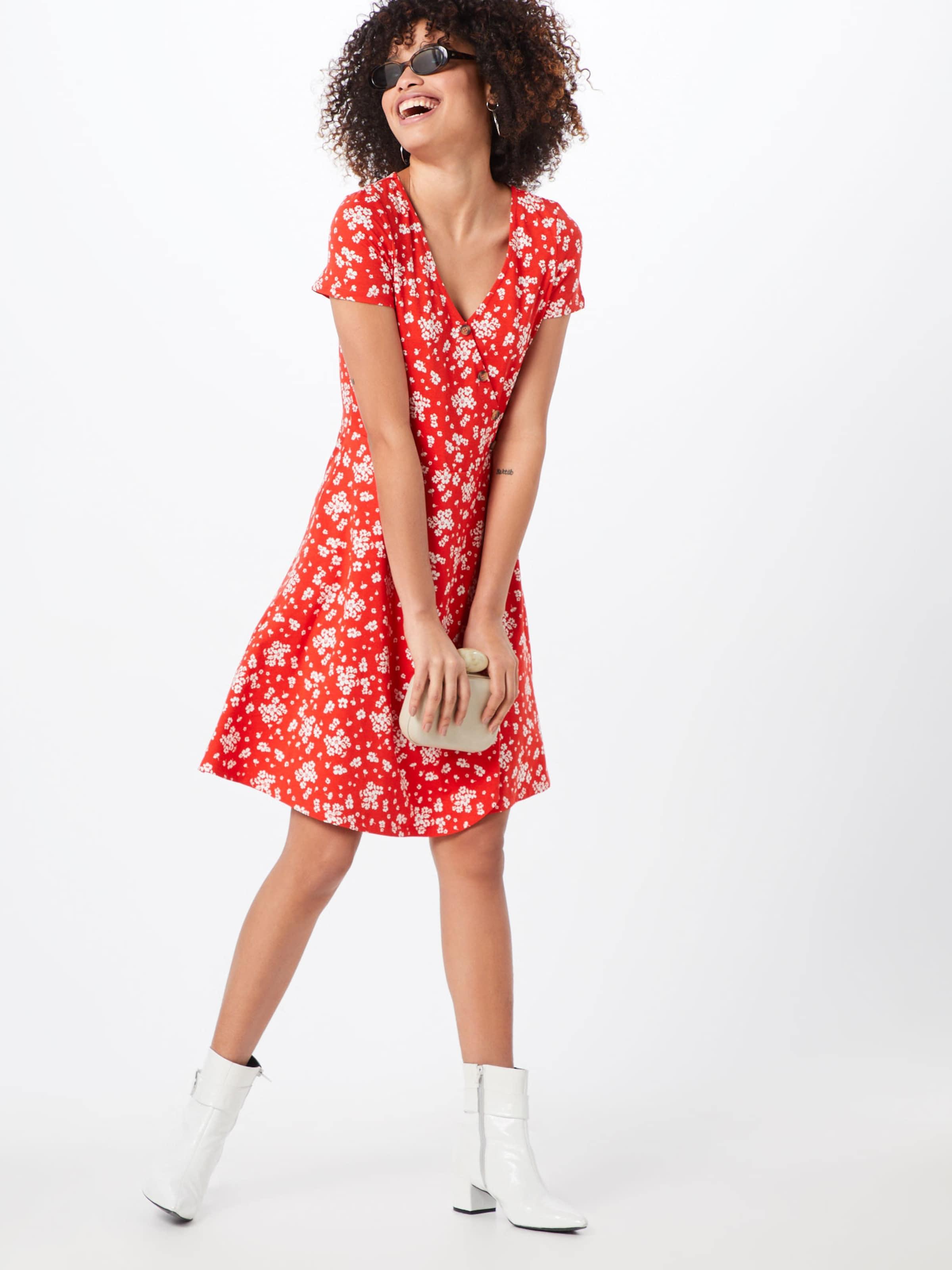 Dresses 'wrap Esprit Rouge Robe Dress En D'été Knitted' OTkXiuwZP
