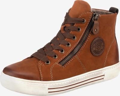 REMONTE Sneaker in karamell, Produktansicht