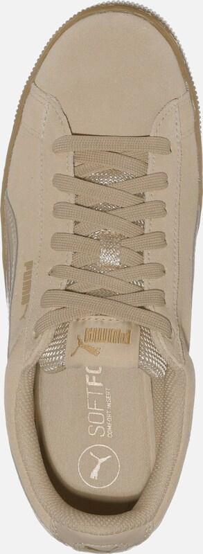 PUMA Sneaker Vikky Platform Verschleißfeste billige Schuhe