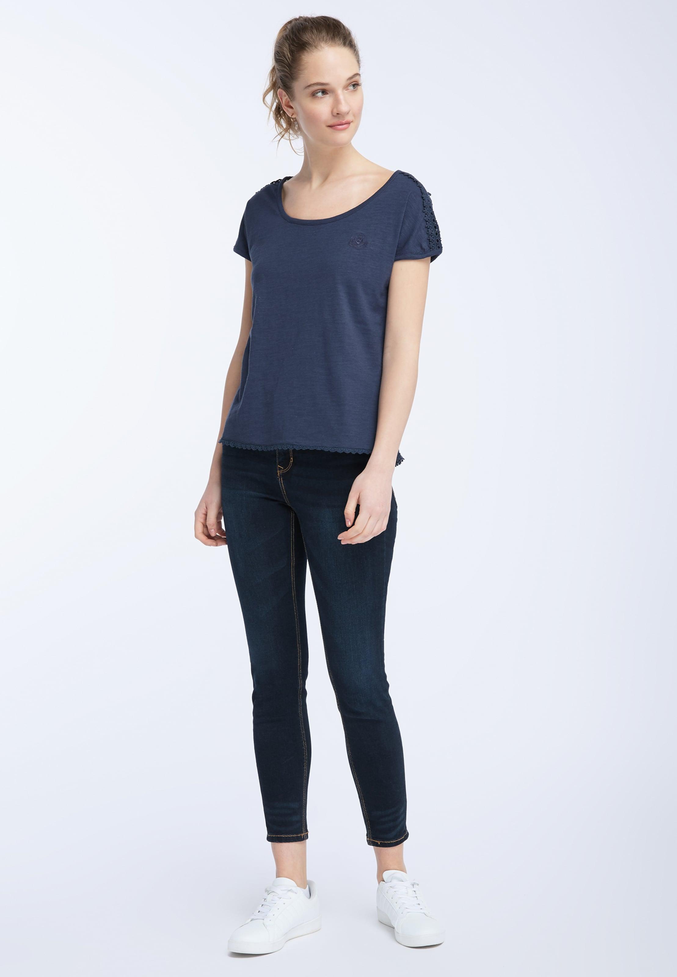 gris T En Bleu Dreimaster shirt 9IEWDH2