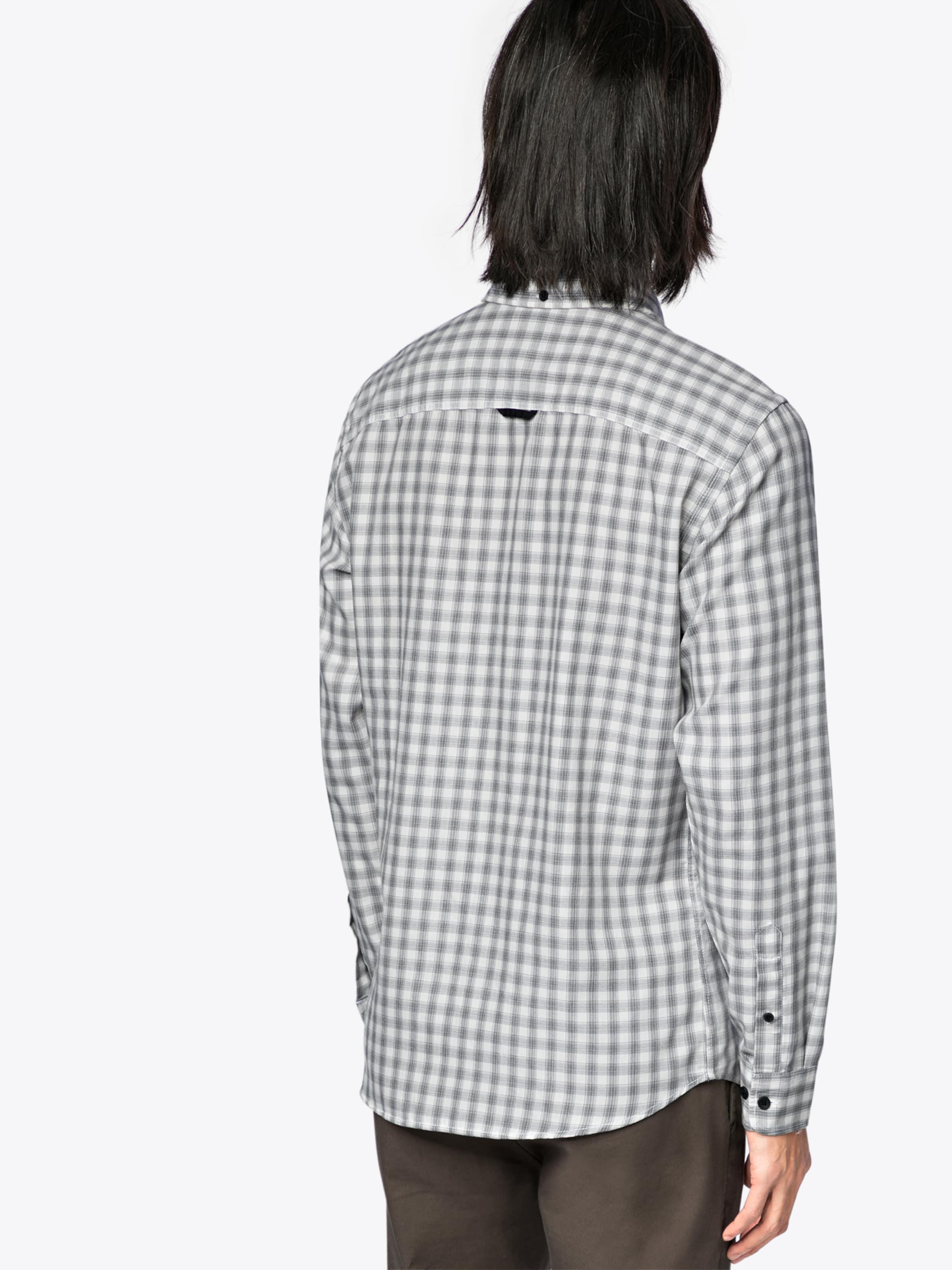 Günstiger Preis Vorbestellung Angebote Online-Verkauf JACK & JONES Freizeithemd 'JORSTEVE SHIRT LS' 8K6CU5pgEN