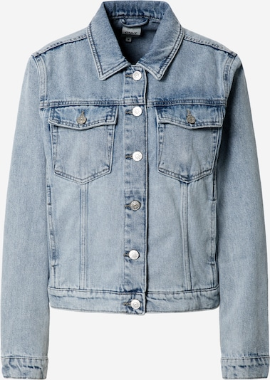 ONLY Jacke 'MARIAH' in blue denim, Produktansicht