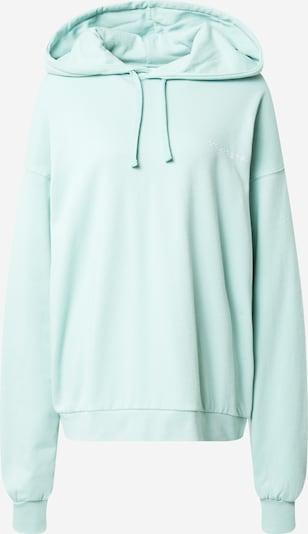 Megztinis be užsegimo 'Stay Positive' iš NU-IN , spalva - mėtų spalva, Prekių apžvalga