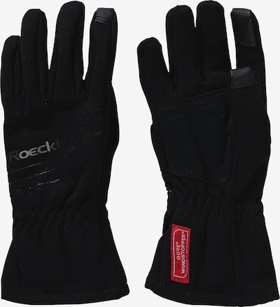 Roeckl SPORTS Handschuhe 'Kalmar' in schwarz, Produktansicht