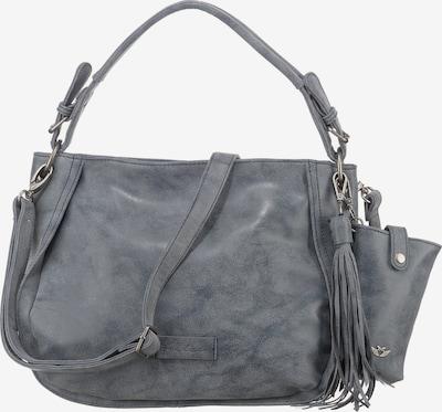 Fritzi aus Preußen Handtasche in taubenblau, Produktansicht
