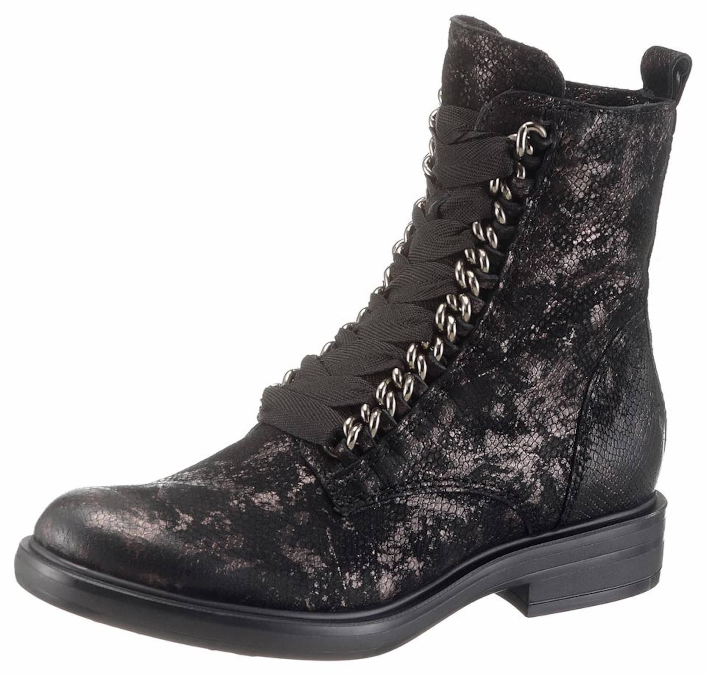 MJUS Schnürstiefelette Günstige und langlebige Schuhe