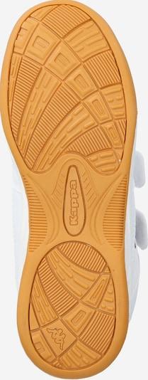 KAPPA Schuhe 'KICKOFF' in schwarz / weiß: Ansicht von unten